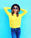 Kadın Kova Burcu Güneş Gözlükleri