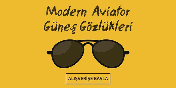 Yeni Sezon Güneş Gözlüğü Modelleri